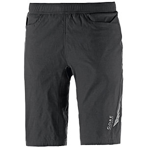 Gore Element 2 in 1 Bike Shorts Herren schwarz
