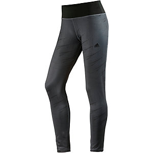 adidas Tights Damen schwarz