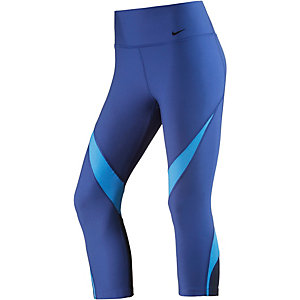 Nike Power Legend Tights Damen dunkelblau/blau