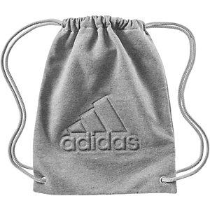adidas Turnbeutel Damen grau/melange