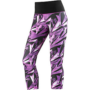 adidas Tights Damen schwarz/lila
