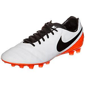 Nike Tiempo Legacy Fußballschuhe Herren weiß / schwarz