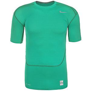 Nike Pro Combat Core Compression 2.0 Top Kompressionsshirt Herren grün