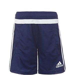 adidas Tiro 15 Shorts Kinder dunkelblau / weiß