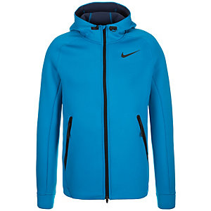 Nike Thermasphere Max Trainingsjacke Herren blau / schwarz