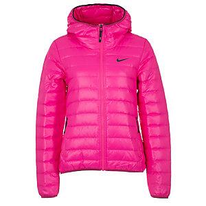 Nike Victory 550 Hooded Trainingsjacke Damen pink / weiß