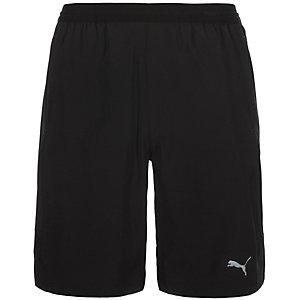 PUMA Vent Stretch Shorts Herren schwarz