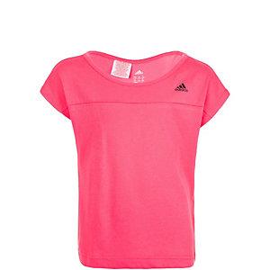 adidas Wardrobe Style Funktionsshirt Mädchen pink