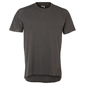 adidas Standard 19 Aeroknit Funktionsshirt Herren grau