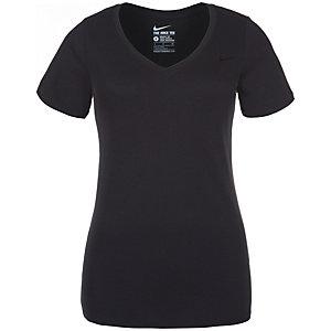 Nike Funktionsshirt Damen schwarz