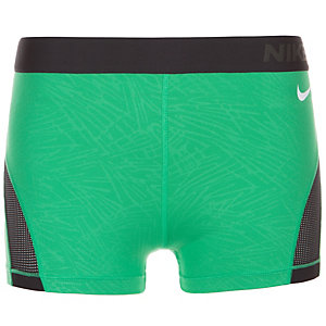 Nike Pro Hypercool Palm Tights Damen grün / schwarz