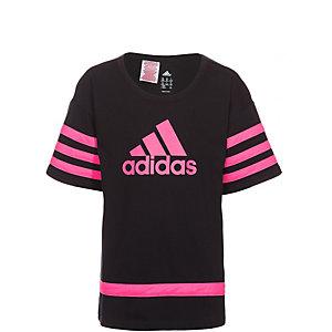 adidas Wardrobe Baseball Funktionsshirt Mädchen schwarz