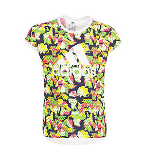 adidas Rock It Allover Funktionsshirt Mädchen bunt