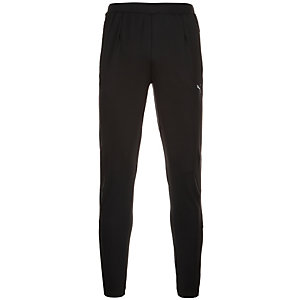 PUMA Tech Fleece Trackster Trainingshose Herren schwarz