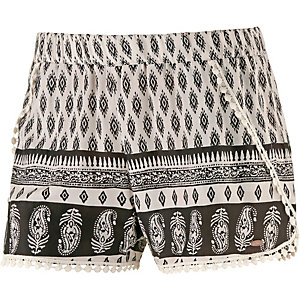 O'NEILL Homeland Shorts Damen weiß/allover