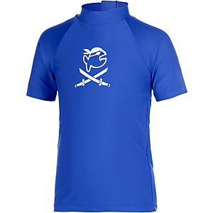 iQ UV-Shirt Kinder blau