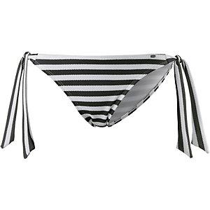 Skiny Miami Heat Bikini Hose Damen schwarz/weiß