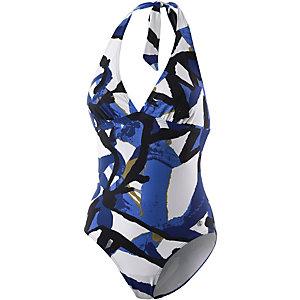 Bogner Fire + Ice LAYA Badeanzug Damen blau/schwarz/weiß