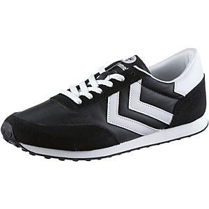 hummel Seventyone Low Sneaker Damen schwarz