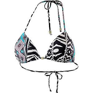Skiny Swimwear Accessoires Women Bikini Oberteil Damen schwarz