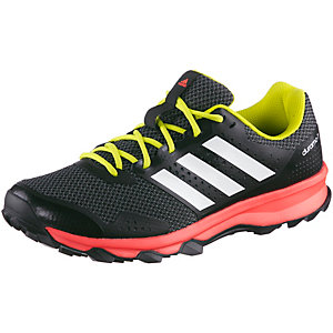 adidas Duramo 7 Laufschuhe Herren schwarz/weiß/rot