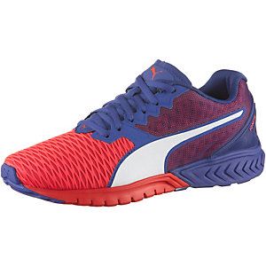 PUMA Ignite Dual Laufschuhe Damen orange/blau