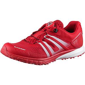 Mammut MTR 201-II Boa Low Mountain Running Schuhe Herren rot/weiß