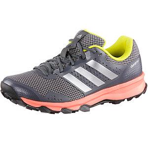 adidas Duramo 7 Laufschuhe Damen schwarz/koralle
