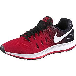 Nike Air Zoom Pegasus 33 Laufschuhe Herren rot