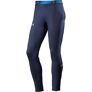 Under Armour No Breaks Winter Lauftights Herren dunkelblau