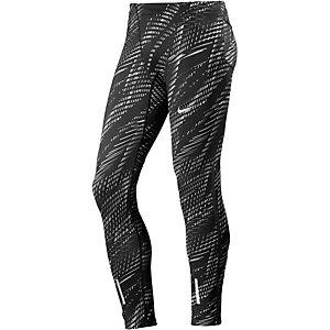 Nike Tech Lauftights Herren schwarz/grau