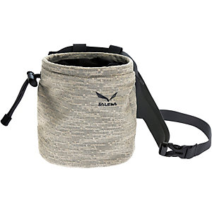 SALEWA Stoney Chalkbag grau