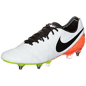 Nike Tiempo Legend VI Fußballschuhe Herren weiß / schwarz