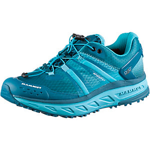 Mammut MTR 201-II Max Low Mountain Running Schuhe Damen blau