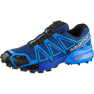 Salomon SPEEDCROSS 4 CS Laufschuhe Herren blau
