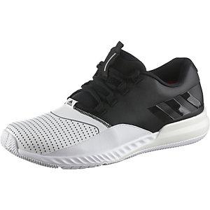 adidas One Trainer Bounce Fitnessschuhe Herren schwarz/weiß