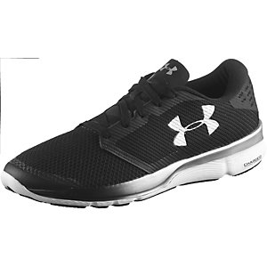 Under Armour UA Charged Reckless Hallenschuhe Herren schwarz