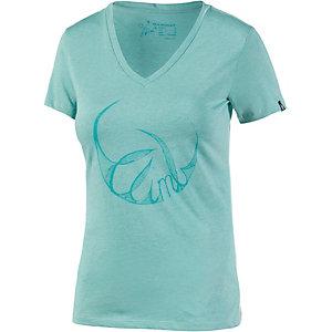 Mammut Zephira Printshirt Damen mint