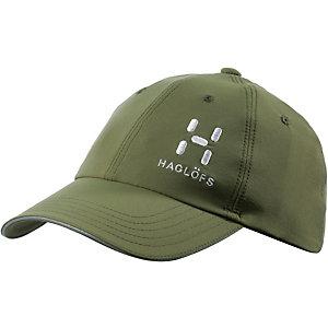 Haglöfs Equator III Cap dunkelgrün
