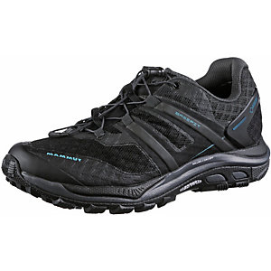 Mammut MTR 141 Pro Low GTX Mountain Running Schuhe Damen schwarz