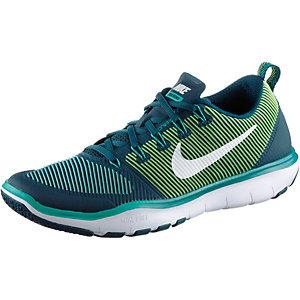 Nike Free Train Versatility Fitnessschuhe Herren türkis-grün