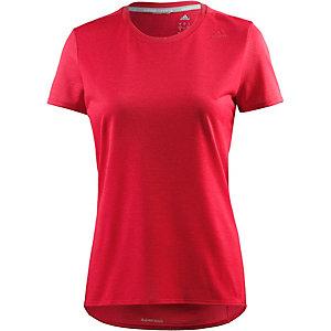 adidas Supernova Funktionsshirt Damen rot