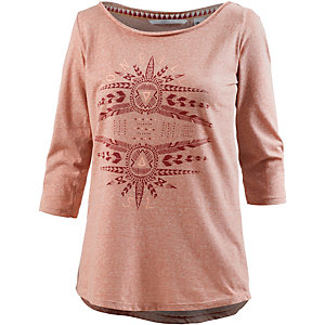 O'NEILL Freedom Langarmshirt Damen rosa
