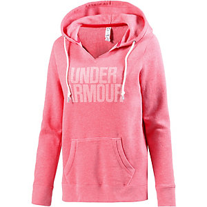 Under Armour Hoodie Damen pink/melange