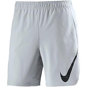 Nike Hyperspeed Funktionsshorts Herren grau/schwarz