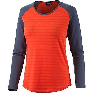 Mountain Equipment Redpoint Funktionsshirt Damen orange/grau