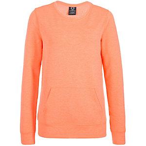 Under Armour ColdGear Cozy Funktionsshirt Damen orange