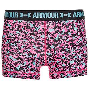 Under Armour HeatGear Armour Printed Shorty Tights Damen bunt