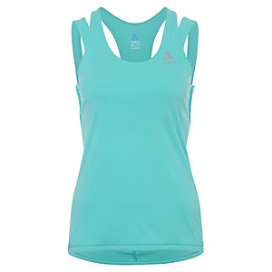 Odlo Singlet Clio Integrated Top Funktionstank Damen mint