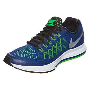 Nike Laufschuhe Kinder blau / grün / schwarz